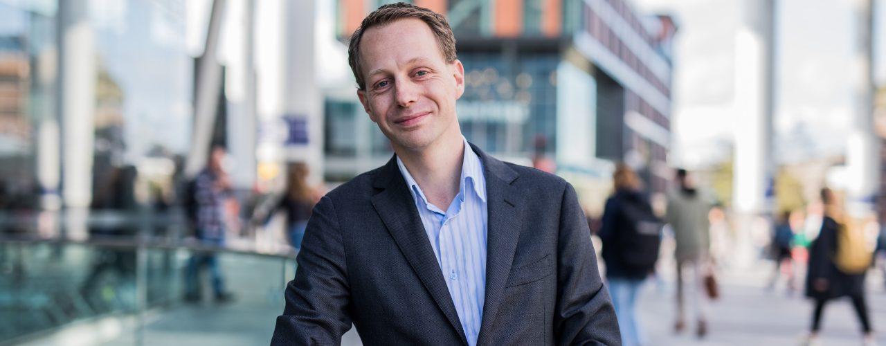 Ron Keur - senior projectmanager kredietrisicomodellen