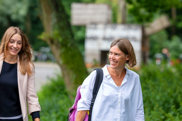 In Nanouk Grootendorst en Nynke Struik